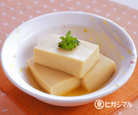 高野豆腐の含め煮|京風割烹 白...