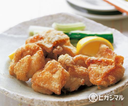 鶏のからあげのレシピ・作り方 和食が ... - ヒガシマル醤油