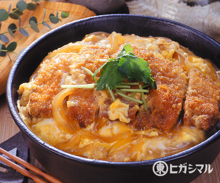 カツ 丼 レシピ