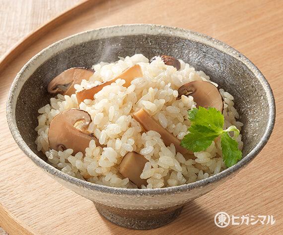 松茸 レシピ