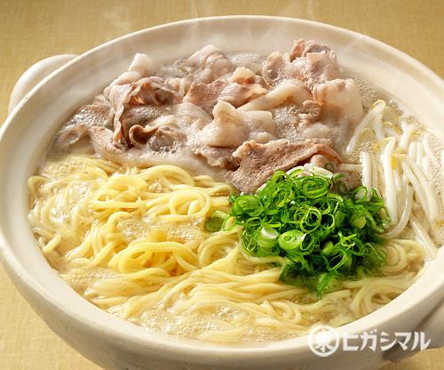 豚塩ラーメン鍋