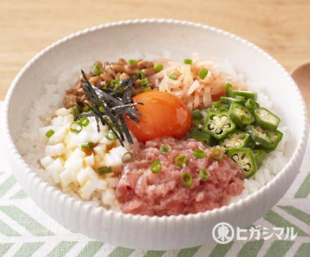 マグロ すき み レシピ