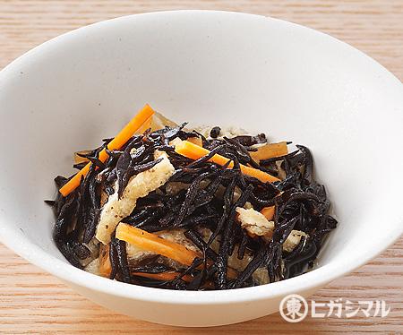 煮物 ひじき ひじきの煮物のレシピ/作り方:白ごはん.com